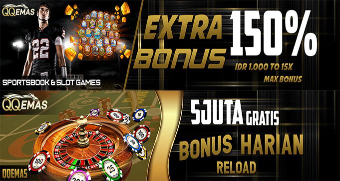 bonus casino online resmi